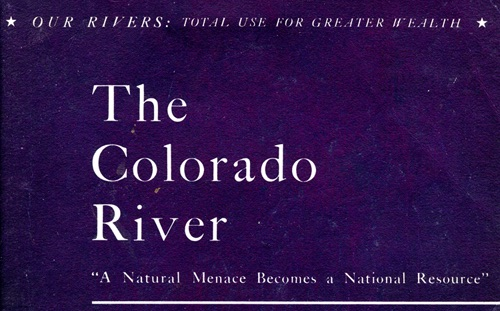 The real menace are the water managers of the Colorado River basin
